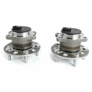 2 Rear Wheel Hub Bearing Assembly For 2011 2014 Chrysler 200 512332 Lr