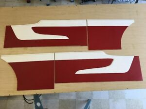 Custom Door Panels 1960 63 Falcon Comet Two Door Sedan Or Hardtop