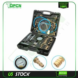 Master Fuel Injection Pump Pressure Tester Kit Accurately And Quickly Diagnose