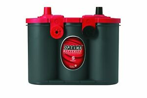 Optima 8004 003 Group 34 78 Redtop Starting Battery