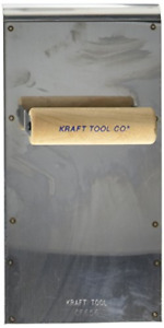 Decorative Concrete Border Edger Groover Tool Stainless