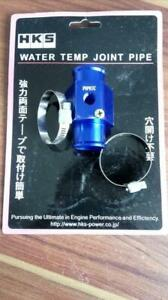 Hks Water Temp Temperature Gause Joint Pipe Adapter Kit