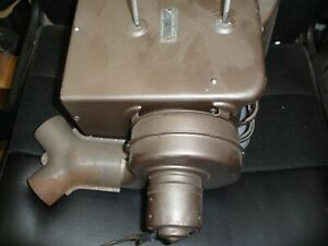 Restored 1947 1948 Chevrolet Heater defroster With Nos 3 Speed Switch 3126693