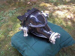 1978 Chevrolet Corvette Posi Traction Differential Complete Assembly 3 55 1