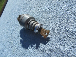 1957 58 59 60 Ford Truck F100 Ignition Switch With Key