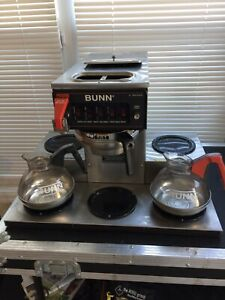 Bunn C series 5 burner Coffee Maker Commercial Restaurant Burner Machine Brewer