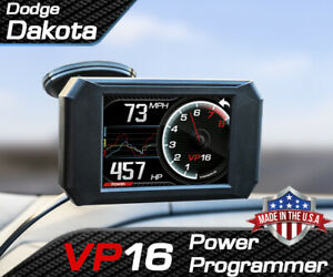 Volo Chip Vp16 Power Programmer Performance Race Tuner For Dodge Dakota