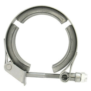 Verocious Motorsports Replacement V band Clamp 304 Stainless Steel 2 5