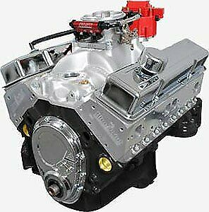 Blueprint Engines Bp3961ctf Small Block Chevy 396ci Stroker Dress Engine 485hp 5