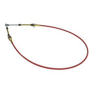 B m 80605 Shifter Cable 5 Ft Length Eyelet threaded Ends Red Each