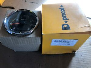 Di Pricol Electronic Tachometer With Hour Meter 0 3500 Rpm 3 3 8 c302 846