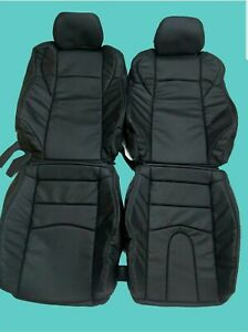 2003 2008 Fits For Nissan 350 Z Synthetic Leather Seats Cover Black