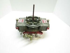 Pro Systems Holley 840 Cfm Double Pumper Gas Carburetor Ump Circle Track