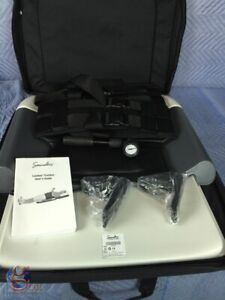 New Saunders Lumbar Traction Device Portable With Case