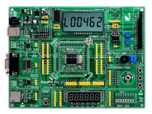 Learning Evaluation Development Board Dspic Pic32 Pic24 With Pic32mx795f512l