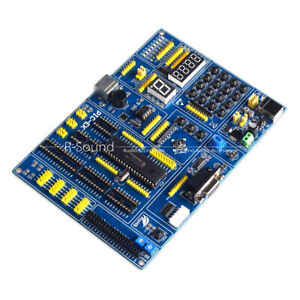 Pic Microcontroller Learning Development Board Pic ek With Pic18f4620 Routines