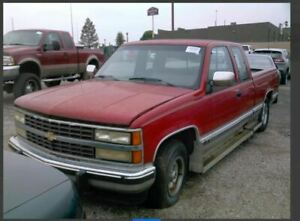 Automatic Transmission 2wd Th700 Fits 88 93 Chevrolet 1500 Pickup 247800