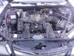 Automatic Transmission 3 8l With Supercharged Option Fits 04 Grand Prix 235761