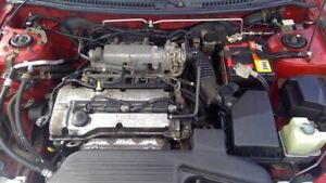 Protege 1999 Engine Assembly 244298