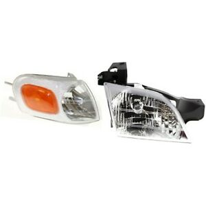 Auto Light Kit Right Hand Side For Chevy Olds Passenger Rh 15130499 10368388