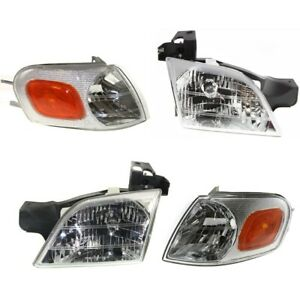 Auto Light Kit Left and right For Chevy 15130499 15130498 10368388 10368389