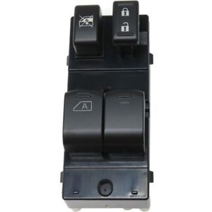 Window Switch For 2015 2016 Nissan Frontier Front Driver Side