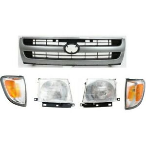 Auto Body Repair Kit Front For Toyota Tacoma 1997 2000