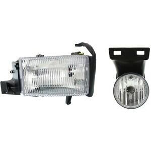 Auto Light Kit For 99 2002 Dodge Ram 2500 Right Kit