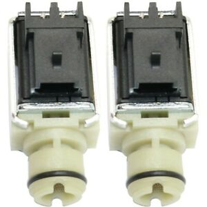 Automatic Transmission Solenoids Set Of 2 For Chevy Avalanche Suburban Pair