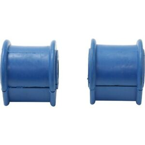 52001145 52006289 Set Of 2 Sway Bar Bushings Rear For Jeep Wrangler Dakota Pair