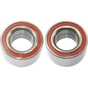 Wheel Bearings Set Of 2 Front Or Rear Left And Right For Mark Lh