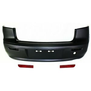 Bumper Cover Kit Rear 6410b832 8355a039 8355a040 For Mitsubishi Lancer 08 17