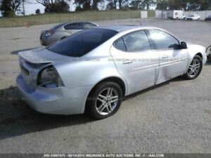 Turbo Supercharger Fits 04 07 Grand Prix 133718