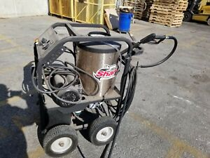 Electric Hot water Pressure Washer 120v