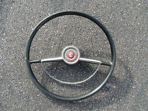 1953 Ford Victoria Steering Wheel Horn Ring