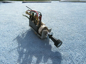 1957 Ford Fairlane 500 Headlight Switch