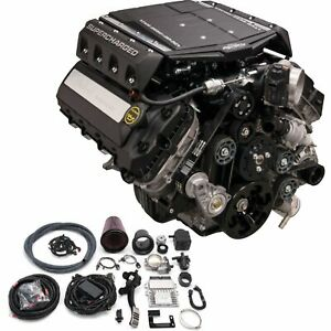 Edelbrock 46890 E Force Supercharged Ford Coyote 5 0l Crate Engine With Tune 302