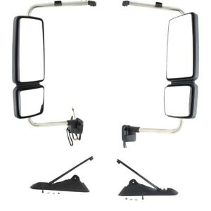 Mirror Left and right Heated 3678815c92 3678816c92 Lh Rh For Durastar 2013