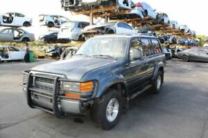 Rear Axle 6 Cylinder 4 10 Ratio Fits 93 98 Land Cruiser 519151