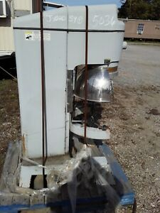 Globe Sp80 Commercial Sp 80 Quart Mixer With Out Attachments