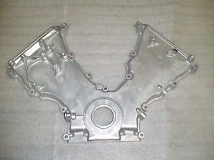 New 1999 Svt Mustang Cobra Factory Engine Timing Chain Cover 4 6 Dohc 4v