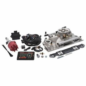 Edelbrock 35760 Pro flo 4 Efi System 1986 Earlier Small Block Chevy Sequential