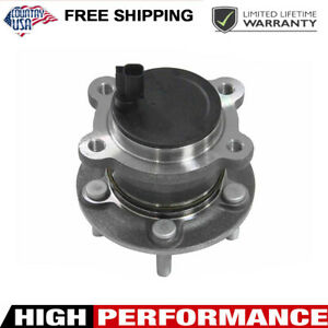 Rear Wheel Bearing And Hub Assembly Ha590476 For 2013 16 Ford C Max Escape Fwd