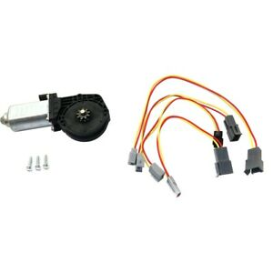 Window Motor Front Or Rear Left Right For Bronco Country Driver Passenger Side