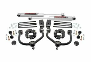 Rough Country 3 0 Suspension Lift Kit Fits 04 18 Titan 2wd 4wd 83430