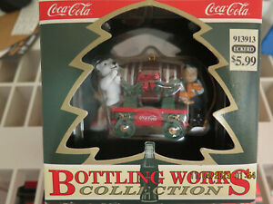 Coca Cola Bottling Works Collection 5 Pieces