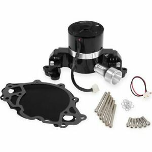 Mr Gasket 7024bg Aluminum Electric Water Pump Kit Small Block Ford 35 Gpm Flow R