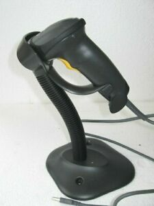 Symbol Sr2208 Usb Barcode Scanner Reader W Stand Free Shipping