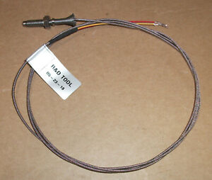 R D Tool Cpn7562 Tcthecpn7562 Yellow Red Type K Thermocouple New