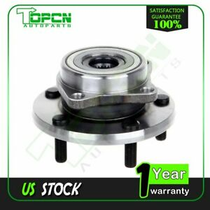 Front Wheel Hub And Bearing Assembly New For Chrysler Sebring Stratus Eclipse